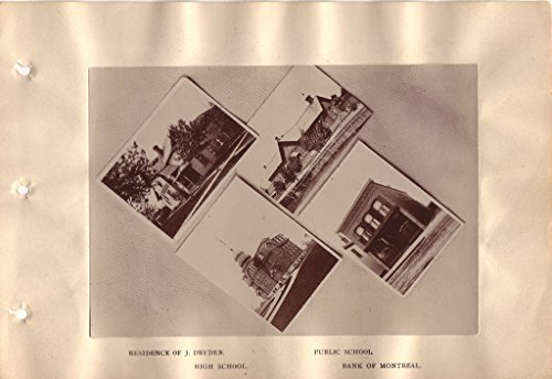 poster-four-buildings-deseronto-residence-j-dryden-deseronto-public-school-deseronto-high-school-ban