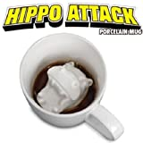 Animal Attack Porcelain Mug