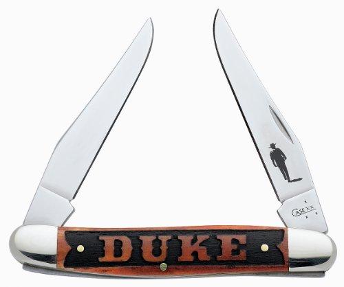 Case Cutlery 7452 Case John Wayne Muskrat Pocket Knife