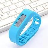 Docooler® Bluetooth 4.0 Smart Wristband Healthy Bracelet Sports Sleep Tracking Health Fitness Pedometer