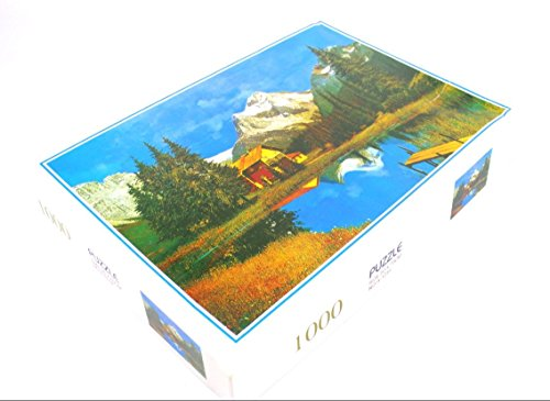 Marljohns Beautiful Landsca Puzzle Box - 1