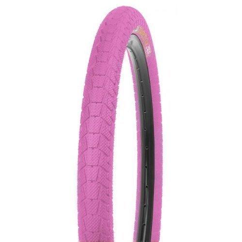 20 x 1.95 Zoll BMX Reifen bunt Kenda K-907 Krackpot, Farbe:pink