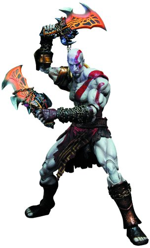 Square Enix God of War III: Play Arts Kai: Kratos Action Figure