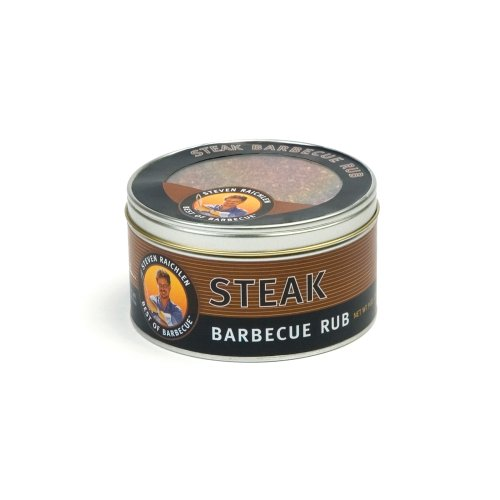 Steven Raichlen SR8096 6-Ounces Barbecue Rub, Steak