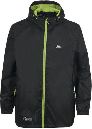 trespass-qikpac-unisex-adult-packaway-jacket-uajkrai10001-blkl-black-l