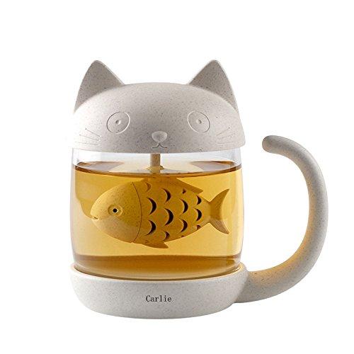 Cat Tea Mug