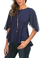 UNIQ Blusa Brady (Azul)