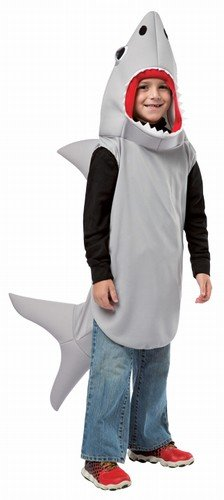 [Rasta Imposta Sand Shark Costume, 4-6] (Original Toddler Halloween Costumes)