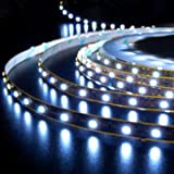 LEDwholesalers Flex Strip 30 SMD LED Ribbon .5 Meter 19 inch, white,2025WH