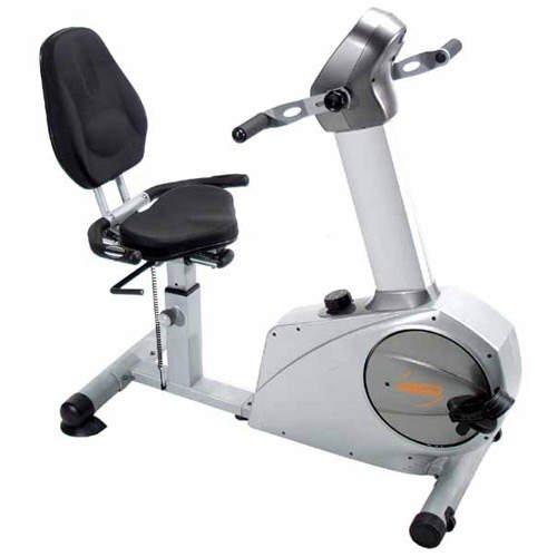 Elite Recumbent Bike w/ Upper Body Workout