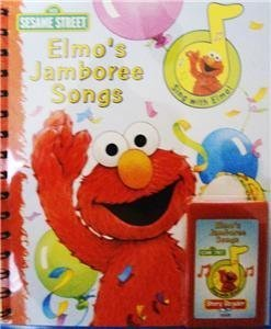 Sesame Street; Elmo's Jamboree Songs & Songbook (Interactive Songbook and Cartridge for use with Sto PDF