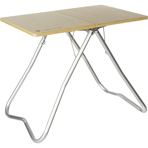 Snow Peak My Bamboo Table (Snow Peak Bamboo compare prices)