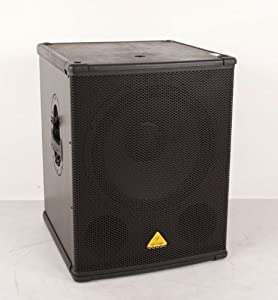 behringer eurolive b1800d pro active 18 subwoofer regular 886830759352 musical. Black Bedroom Furniture Sets. Home Design Ideas