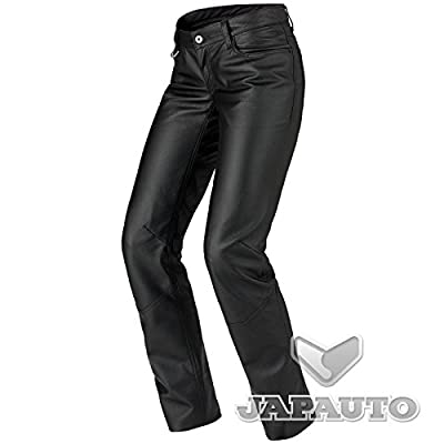 SPIDI Magic Leather Lady - Pantalon moto cuir pour Femme