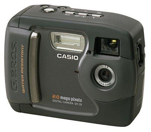 Casio GV 20