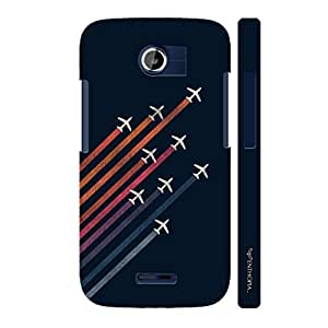 Micromax Canvas A117 Air ce designer mobile hard shell case by Enthopia