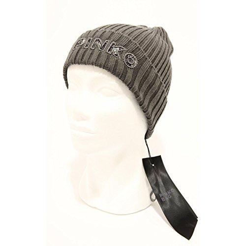 97316 cuffia PINKO LANA MERINO cappello donna hat women [UNICA]