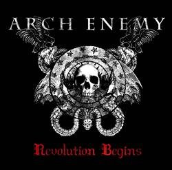 Arch Enemy – Revolution Begins (EP) (2007) [FLAC]