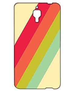 MobileGabbar Xiaomi Mi 4 Back Cover Printed Hard Case
