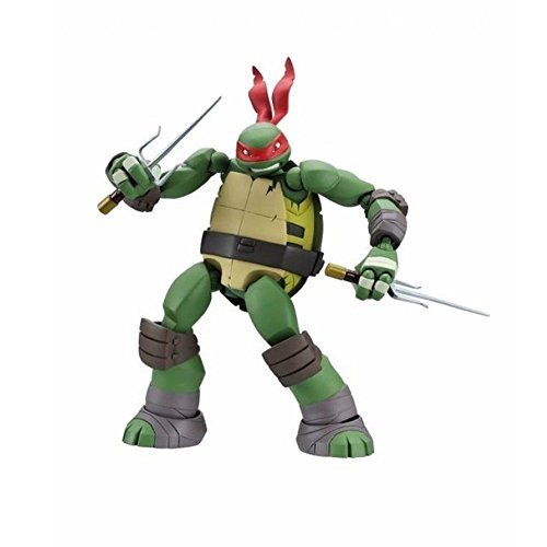 Raphael Teenage Mutant Ninja Turtles Revoltech Series Action Figure by Kaiyodo