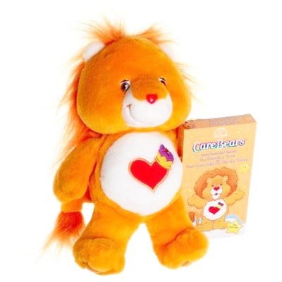 Care Bear Cousins Brave Heart Lion 13