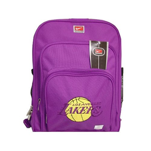 Amazon.com : Los Angeles Lakers NBA Nike Backpack