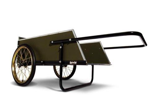 Agri-Fab 45-0176 7-Cubic-Foot Garden Cart