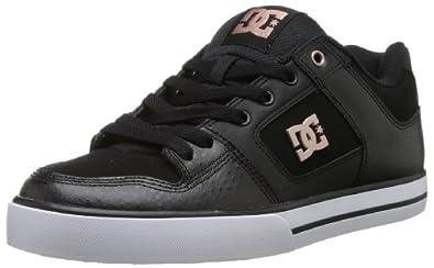 DC Shoes Pure Se M Shoe Rsg, Chaussures de skateboard homme - Noir (Rose Gold), 42 EU