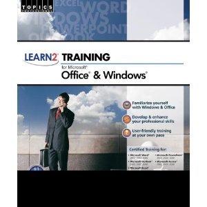 Topics Entertainment Microsoft Office & Windows Training - Small Box For Windows (Catalog Category: Education / Tutorials )