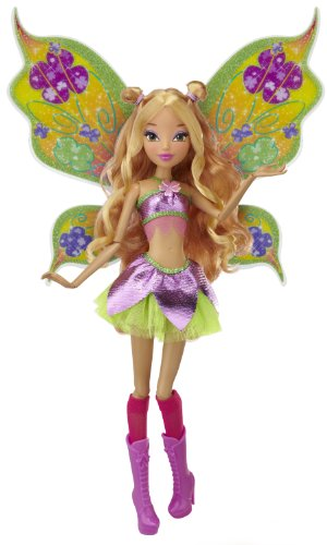 Winx Club Believix 11.5 inch Deluxe Fashion Doll - Flora