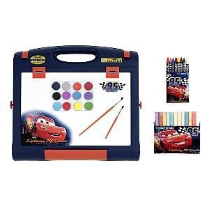 Cars - Disney Pixar - Activity Easel Set