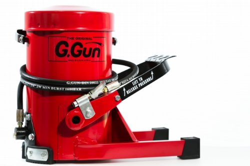 G Gun Grease Gun Quick And Easy Greasing 10 Foot Flex
