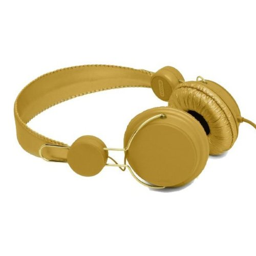 Coloud Color Gold Headphones