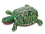 食玩 チョコエッグ ペット動物 第1弾 P34 ミドリガメ(ノーマル緑)