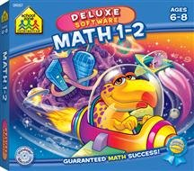 Math 1-2 Deluxe