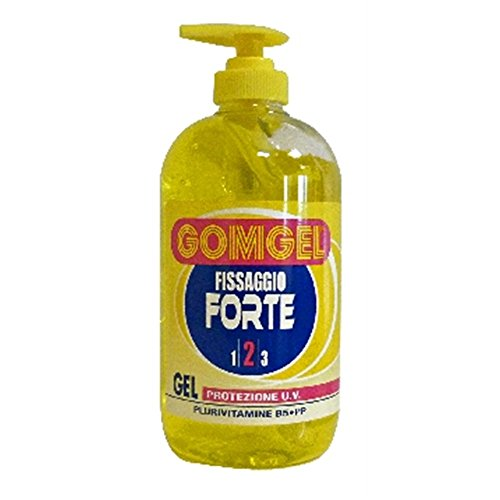GOMGEL GEL DISPENCER FORTE 500 ML.
