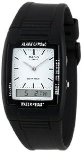 Casio Men's AQ47-7E Classic Alarm Ana-Digi Sport Watch