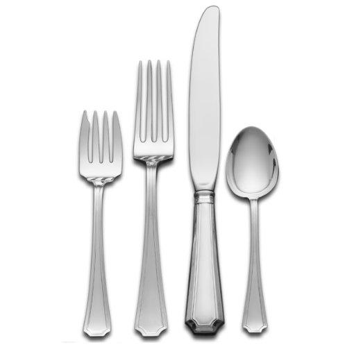 Gorham Fairfax 4 Piece Sterling Silver Flatware Place Set