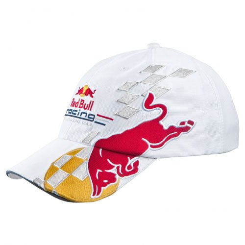Red Bull Racing Race Cap Sebastian