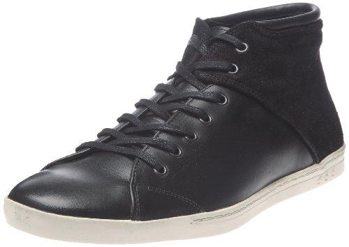 Swear Iggy 34 Leather Suede, Sneaker Uomo, Nero (Noir), 41