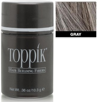 Toppik Hair Building Fiber Gray
