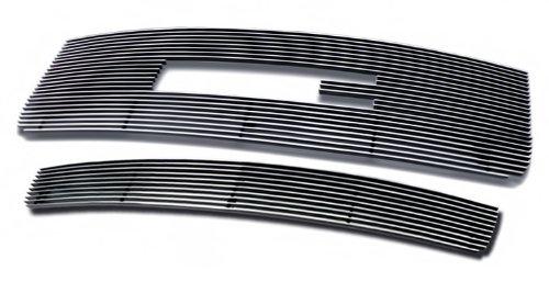 Fits 2007-2013 Gmc Sierra 1500 New Body/07-10 Denali Billet Grille Grill Combo # G67861A