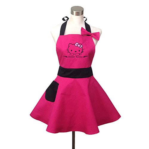lovely-hello-kitty-pink-retro-kitchen-aprons-for-woman-girl-cotton-cooking-salon-pinafore-vintage-ap