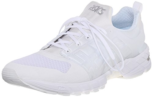 ASICS GT DS Retro Running Shoe, White/White, 8.5 M US