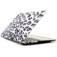 """LEIMI ' AIR 13-inch Rubberized Hard Matte Case Cover For Apple MacBook Air 13.3"""" (Models: A1369 And A1466) (New..."""