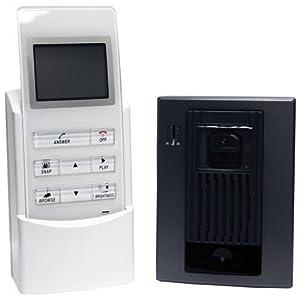 Amazon Com Optex Ivision Wireless 2 Way Video Door