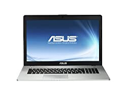 ASUS N76VZ-DH71-CA 17.3-Inch Entertainment Laptop (Full HD display, Intel i7-3630QM, 12G DDR3, Nvidia GT650M 2G, 1TB 7200 RPM, Blu-Ray-enabled DVDRW, Windows 8) (Silver Aluminum)