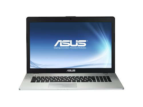 ASUS N76VZ-DS71 17.3-Inch Entertainment Laptop with Full HD display, Intel Core i7 Processor, Nvidia GT 650M Graphics Card, 1TB Hard Drive (Black)