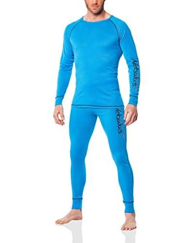 Nebulus Funktionsshirt Tirol blau