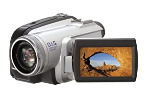 Panasonic PV-GS80 MiniDV Camcorder with 32x Optical Image Stabilized  Zoom